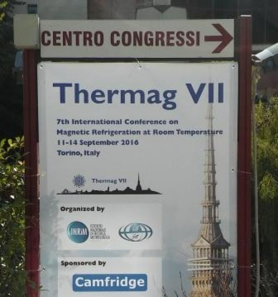 Camfridge CEO invited speaker at Thermag