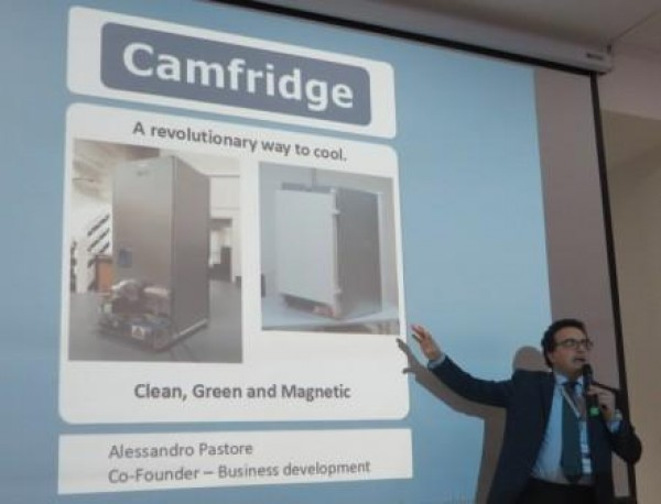 Camfridge invited speaker in China